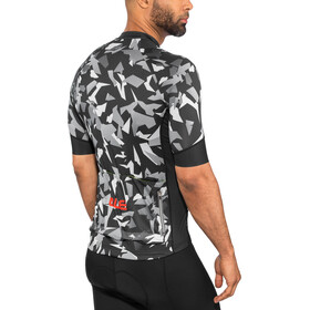 Alé Cycling Graphics PRR Glass SS Jersey Herr black-grey